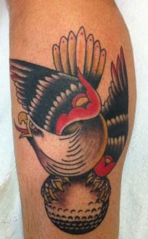 Masculine Tattoos Suffer Vanity