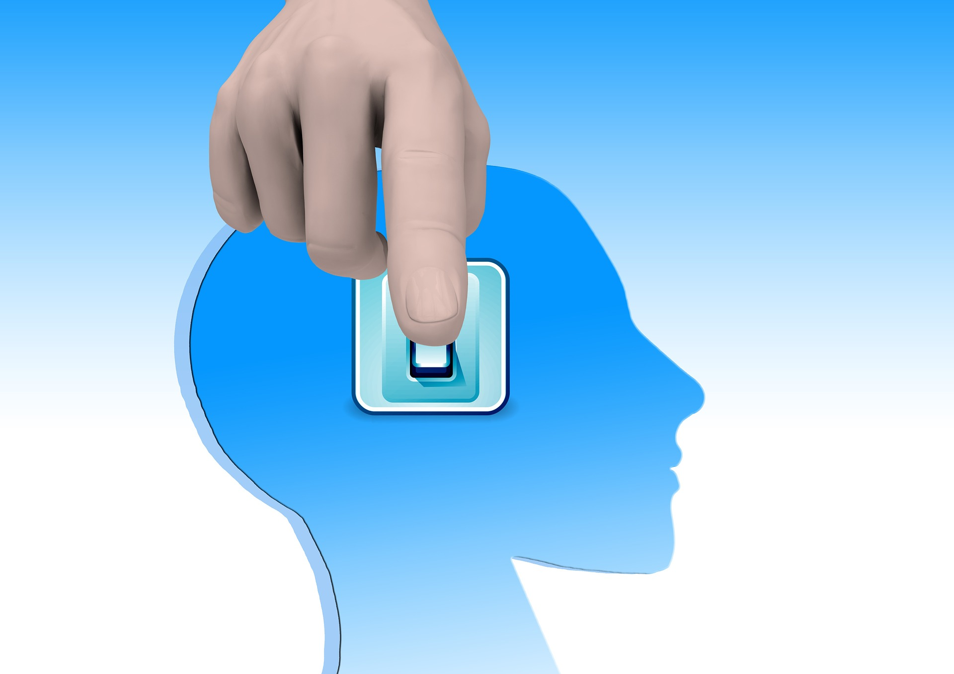 The Power Of Our Thoughts And How To Flip The Switch On