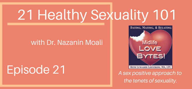 healthy sexuality midlife love bytes podcast