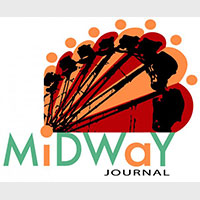 blue, beth mayer at midway journal