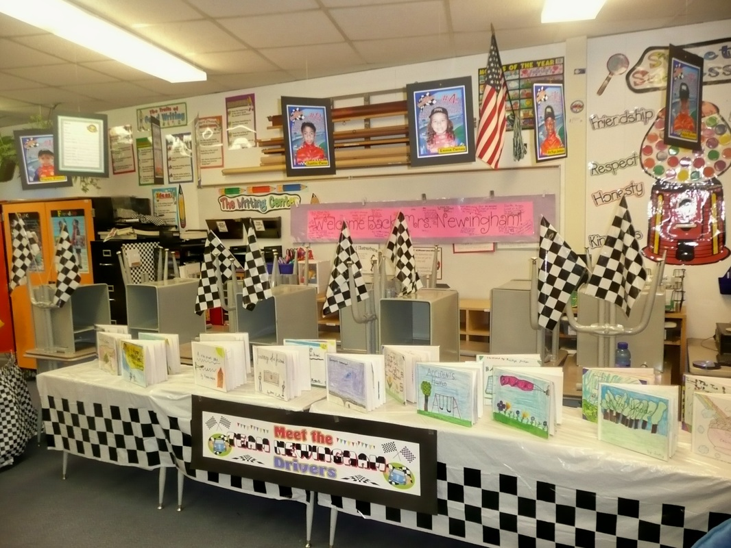 Racing Beth Newingham's Teaching Resources