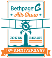 Bethpage Air Show at Jones Beach