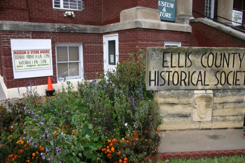 Hays Ellis Hist Museum Kansas Oct 2009