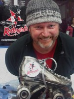 Todd at roller derby at Stapleton 2010 (1)