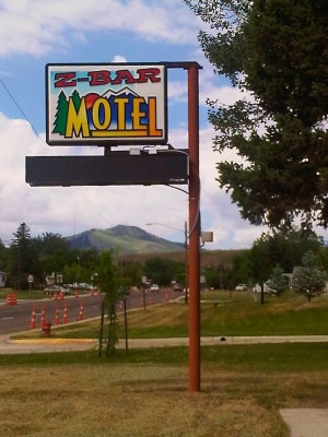 old-timey motels, road motels, Beth Partin's photos