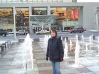 Beth at Crown Center