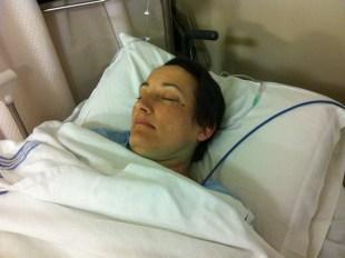 port surgery, chemo port