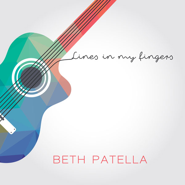 Lines in My Fingers Album Cover by Beth Patella