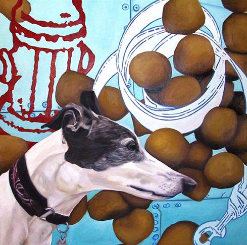 A Dog's Dream by Beth Pederson