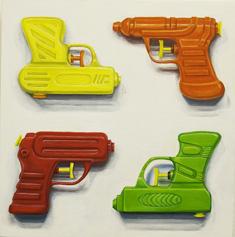 Quatre Pistoles by Beth Pederson
