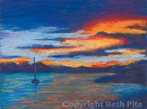 Eastern Point Sunset II