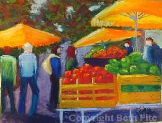 Produce Market, Provence
