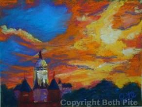 Capitol Sunset