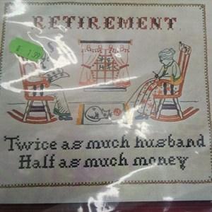 Retirement chuckle http://www.BethSawickie.com