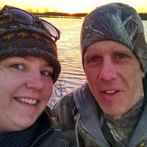 Beth and Doug March 18th, 2015 - Whitesbog