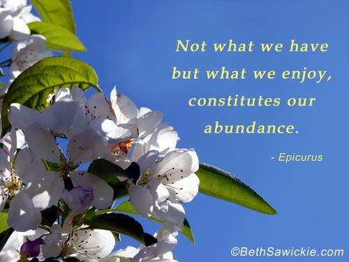 """Our Abundance"" photo by Beth Sawickie http://BethSawickie.com/our-abundance"
