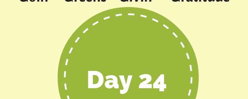 My Feel Good Journal - Day 24 http://www.bethsawickie.com