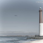 Barnegat Lighthouse by Beth Sawickie