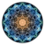 Beat of the World Mandala by Beth Sawickie
