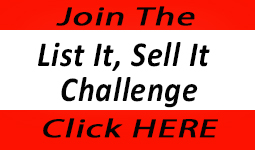 Click here to join the List It, Sell It Challenge