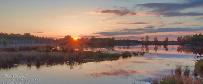 Early Fall Sunset by Beth Sawickie http://bethsawickie.com/early-fall-sunset