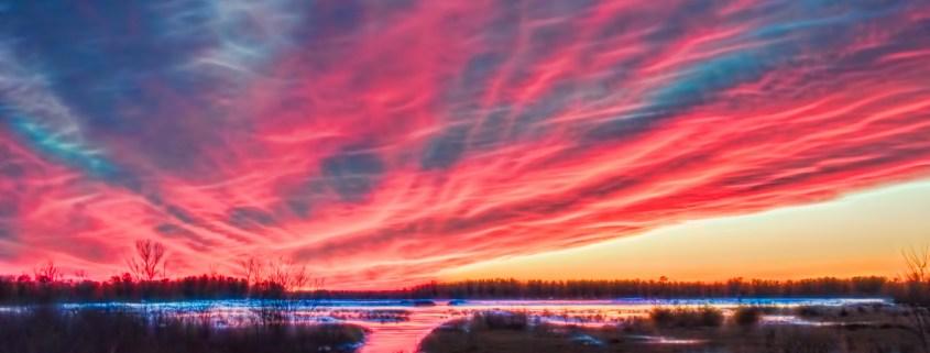 Sunset Glow 7 by Beth Sawickie