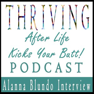 Thriving Podcast Interview with Alanna Blundo http://bethsawickie.com/interview-alanna-blundo-changing-perception-mental-illness