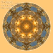 Warm Glow of the Sun Mandala by Beth Sawickie http://bethsawickie.com/warm-glow-of-the-sun-mandala #mandala #kaleidoscope #meditation