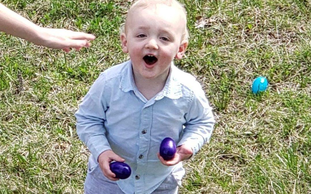 Easter Dresses Finished