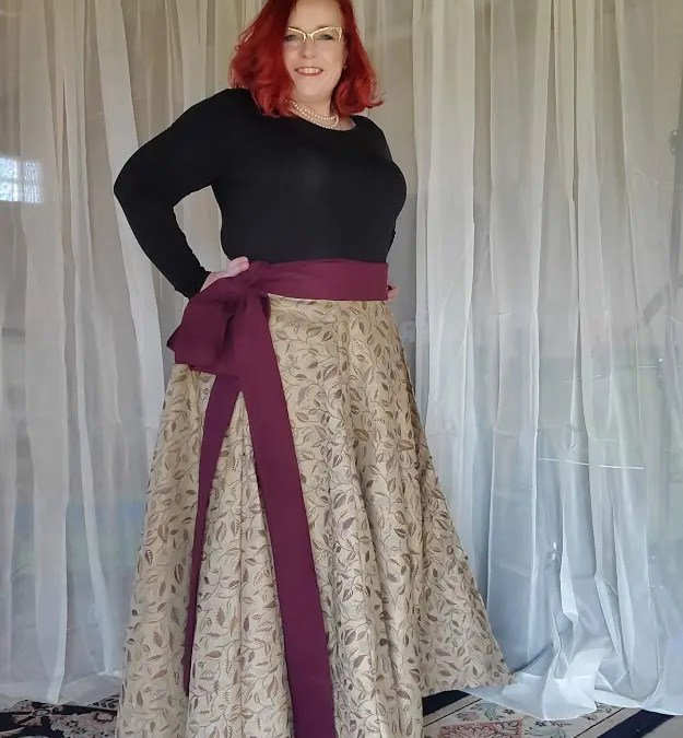 Three New Maxi Skirts