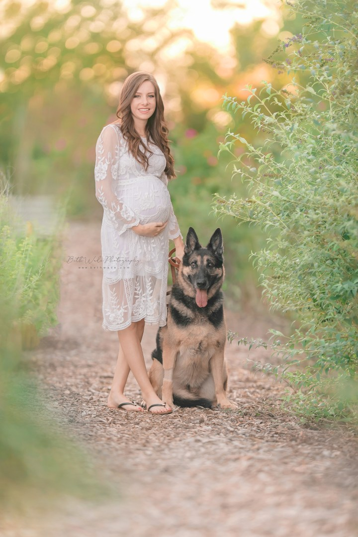 autumn pregnancy ~ baby girl {charlotte maternity photos}