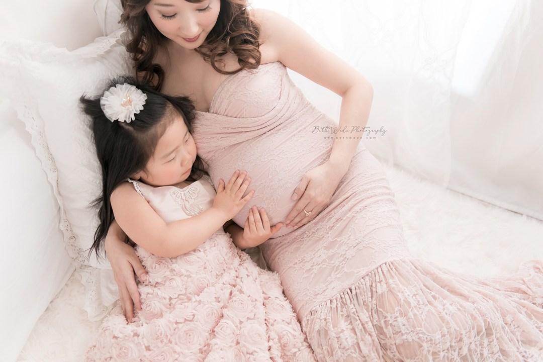 winter pregnancy ~ baby boy {charlotte maternity photos}
