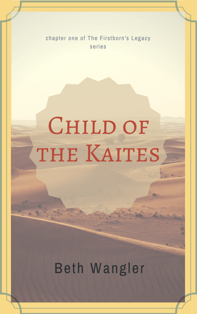 Child of the Kaites | Beth Wangler