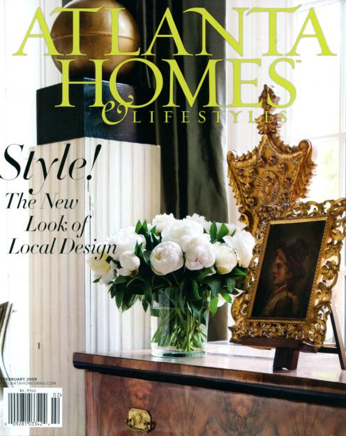 Beth Webb Atlanta Homes & Lifestyles 2009-02