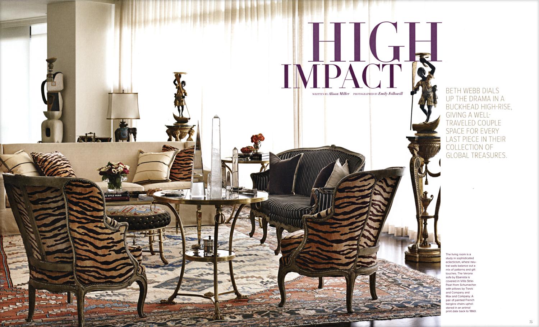 Beth Webb Atlanta Homes & Lifestyles 2014-08
