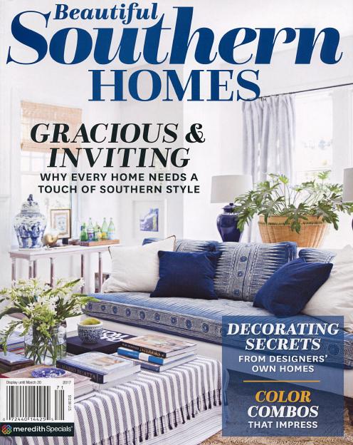Beth Webb Beautiful Southern Homes 2017-03