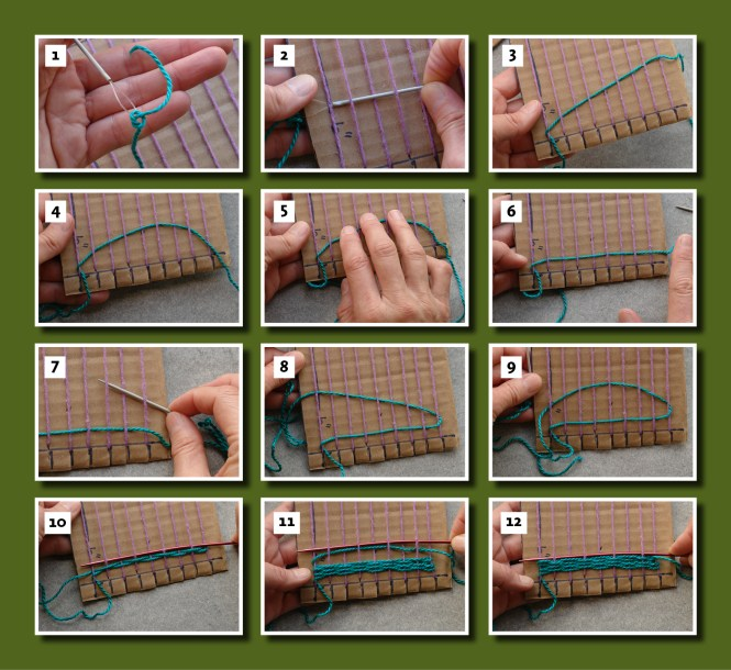 How to weave
