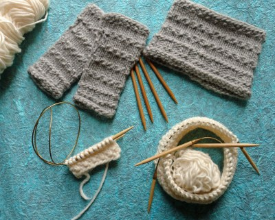 Round Up! 4 Ways to Knit in the Round