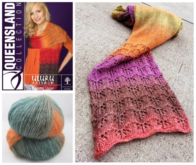 ImagiKnit Project of the Month, July: The Naomi Shawl