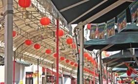Red Lampion - China Town, Singapore