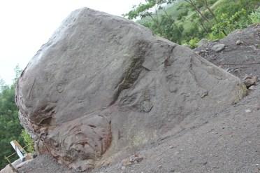 The 'alien' stone
