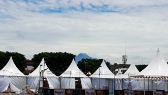 The Cone Tents