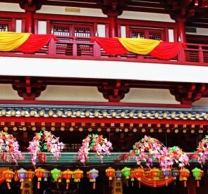 - China Town, Singapore -