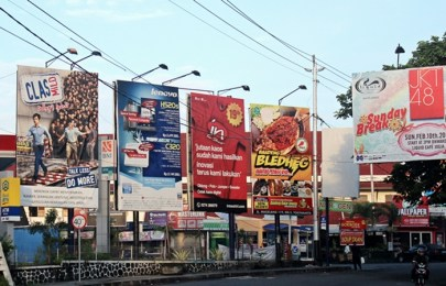 The Billboard, Jogjakarta