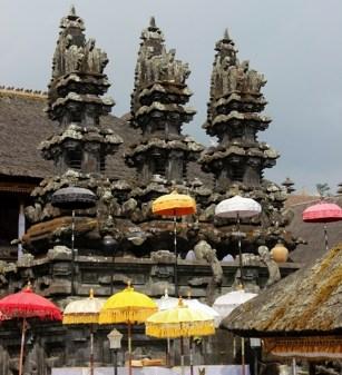 A corner of The Mother Temple Besakih, Bali