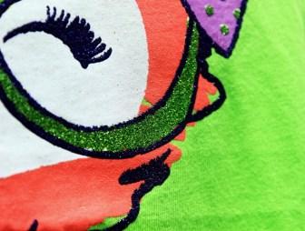 Green Orange Kids fashion design