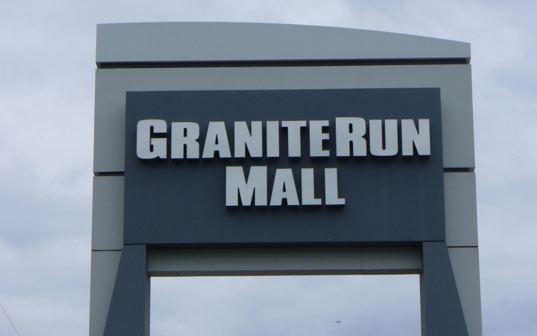 Granite Run Mall Getting a Whole New Look