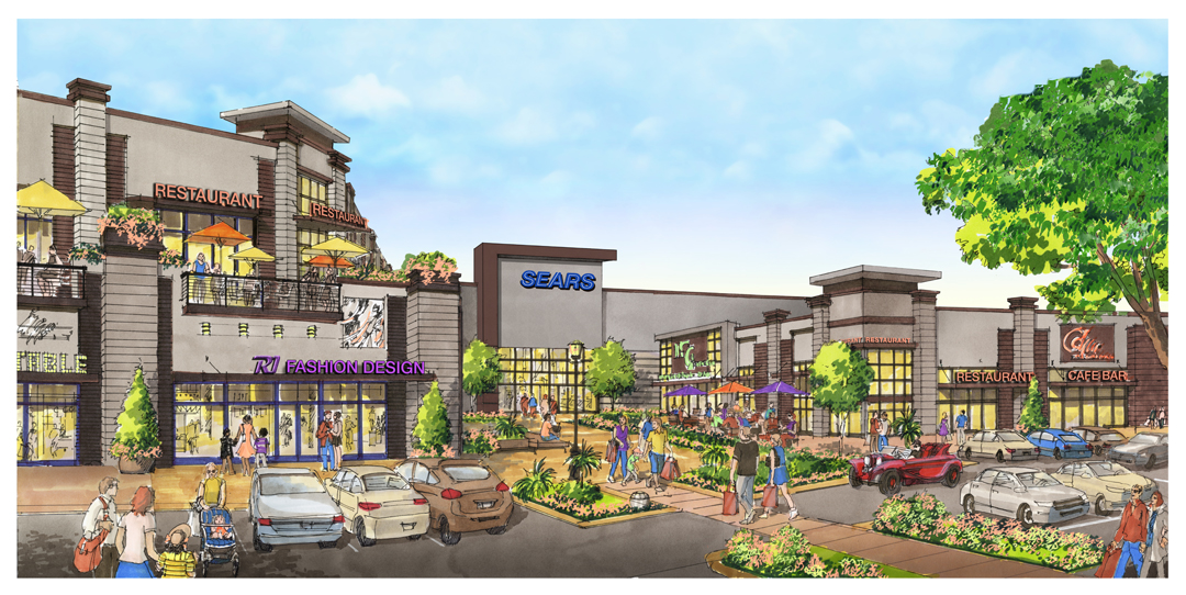 Granite Run Mall Gets New Lease on Life
