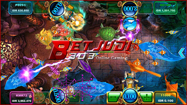 Game Tembak Ikan Online / Fish Hunter 2