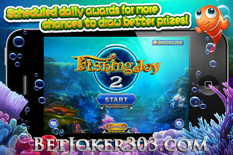 Keseruan Bermain Judi Fishing Joy Di Android